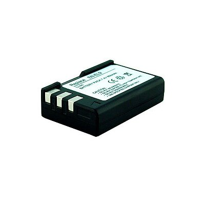 Denaq New 800mAh Rechargeable Battery for NIKON Cameras