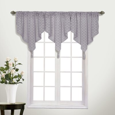 Belmont Shaped Curtain Valance Product Photo