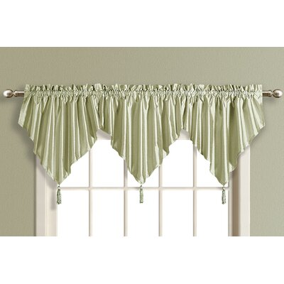"Anna Ascot 42"" Curtain Valance Product Photo"