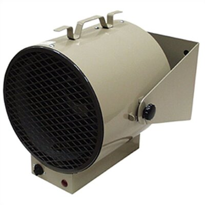 TPI Portable Electric Fan Utility Heater