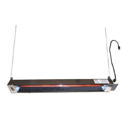 Fostoria Quartz Infrared 3,000 Watt Ceiling Mounted Electric Infrared Heater