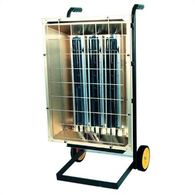 20,478 BTU Portable Electric Infrared Unitily Heater by Fostoria