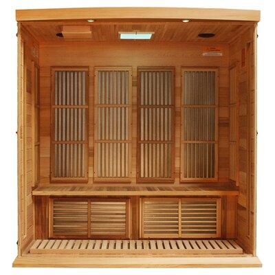 Maxxus 4 Person Carbon FAR Infrared Sauna