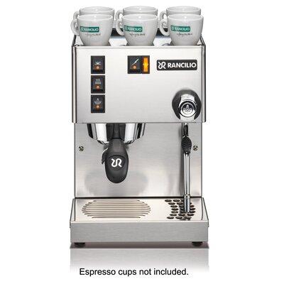 Silvia Version 3 Espresso Machine by Rancilio