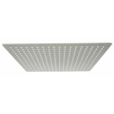 "16"" Ultra Thin Square Rain Shower Head Product Photo"