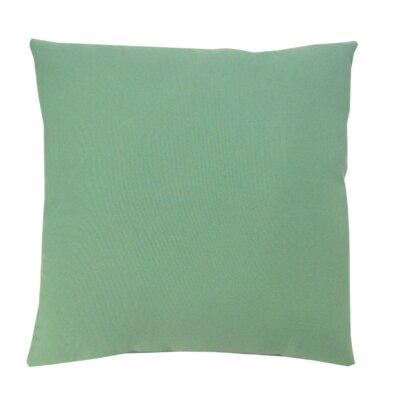 American Mills Solid Indoor/Outdoor Throw Pillow