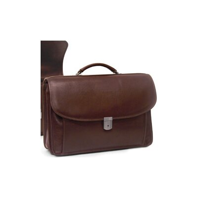 Leather Briefcase by Aston Leather
