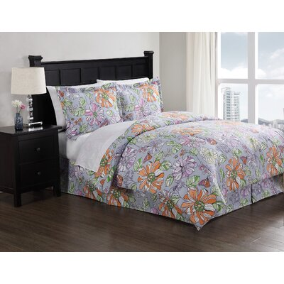 Eliza Bed Comforter Set by 1st Apartment