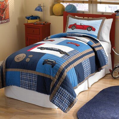 Cars Quilt Collection by My World