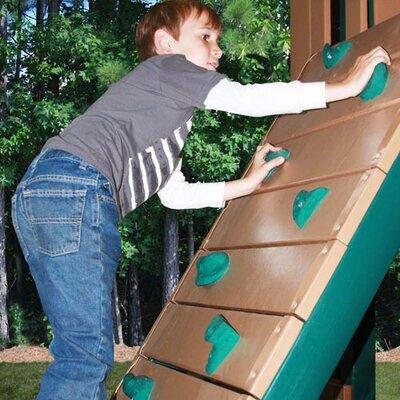 Kidwise Congo Monkey Green and Cedar Playsystem 2