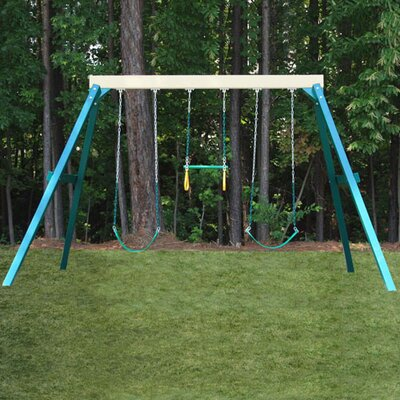 Congo Swing Central 3 Position Swing Set Product Photo
