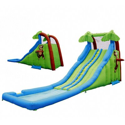 Tropical Wave Water Slide Product Photo