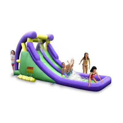 Double Water Slide Product Photo