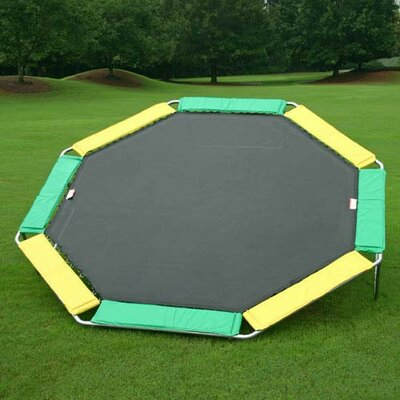 16' Octagon Trampoline Product Photo