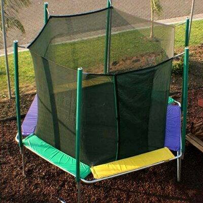12 ft. Hexagon Trampoline with Enclosure Product Photo