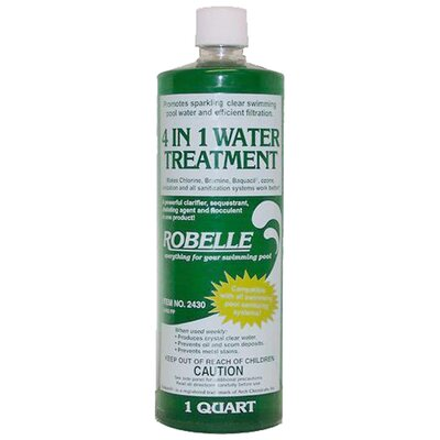 Robelle 4-in-1 Water Treatment