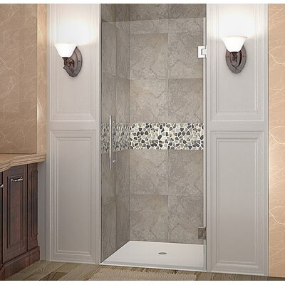 "Cascadia 36"" Frameless Hinged Shower Door Product Photo"