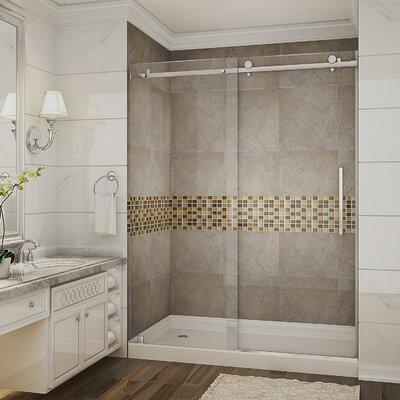 """77.5"""" x 60"""" Sliding Shower Door Product Photo"""