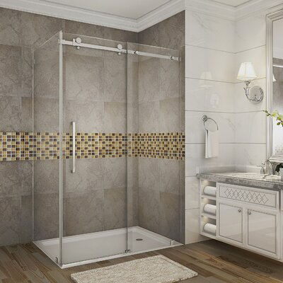 Sliding Shower Door Enclosure Product Photo