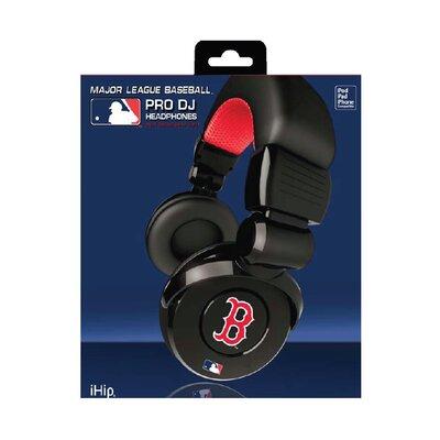 iHip MLB IHIP Pro DJ Headphones with Microphone