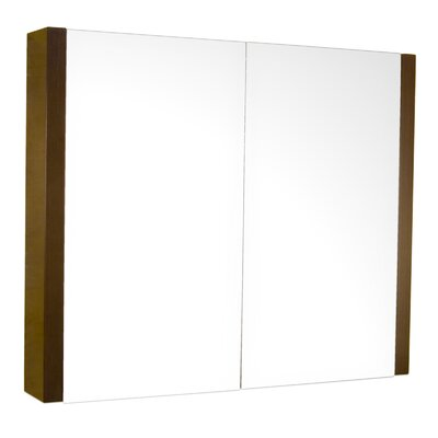 "35.44"" x 29.94"" Surface Mount Medicine Cabinet Product Photo"