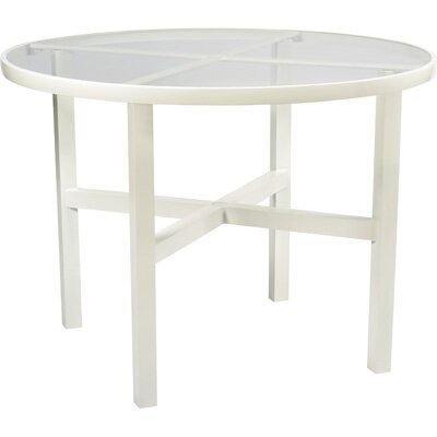 Elite Round Dining Table by Woodard