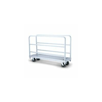 Raymond Products Narrow Panel/Sheet Mover and Phenolic Casters Table Dolly