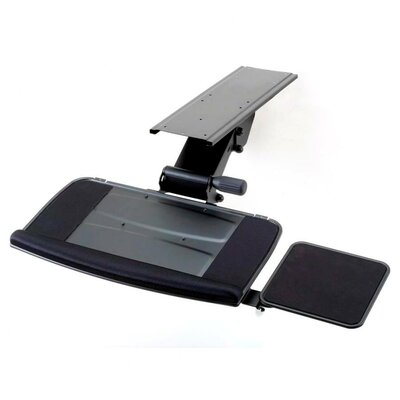 Cotytech Fully Adjustable Keyboard Mouse Tray