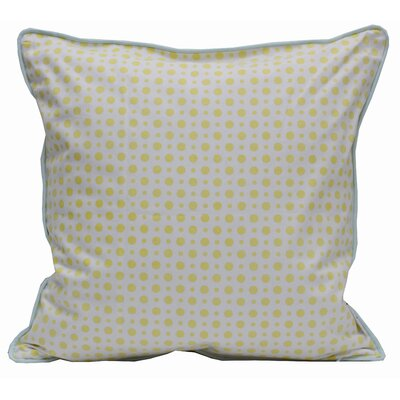 Meo and Friends Friends on Your Pillow Friends on Your Meo Cotton Throw Pillow