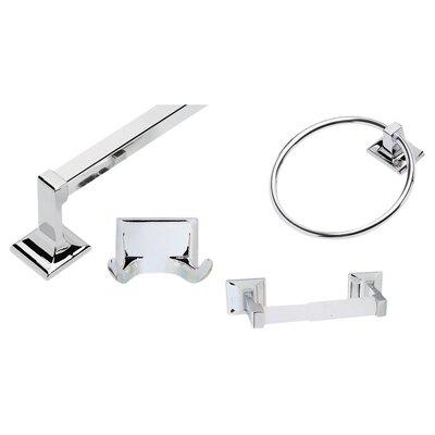 Design House Millbridge 4 Piece Bathroom Hardware Set