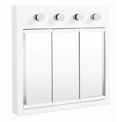"Concord 30"" x 30"" Surface Mount Medicine Cabinet Product Photo"