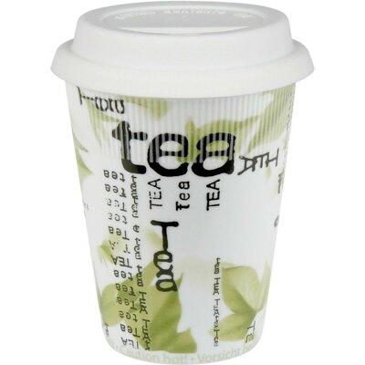 Konitz Travel Tea Collage Mug