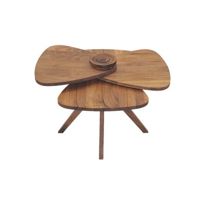 Zanat Petal End Table