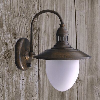 Lustrarte Lighting Classic Old 1 Light Wall Sconce