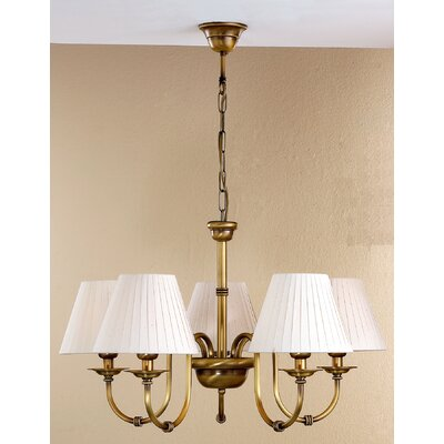 Classic Obidos Five Light Chandelier Product Photo