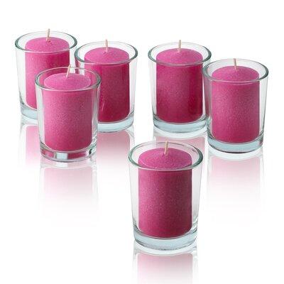 Light In the Dark Pink Jasmine Votive Candles