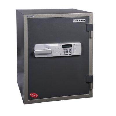 Hollon Safe 1 Hr Fireproof Electronic Lock Data / Media Safe