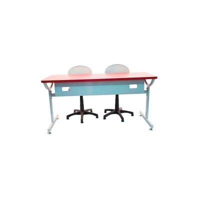 "Winport Industries Victoria 60"" x 24"" Rectangular Classroom Table"