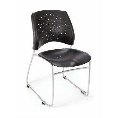 OFM Stars and Moon Armless Stacking Chair