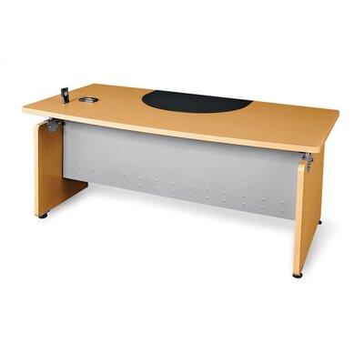 OFM Milano Computer Desk Shell