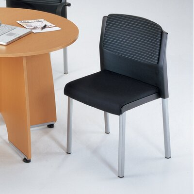 OFM Europa Convertible Armless Stacking Chair