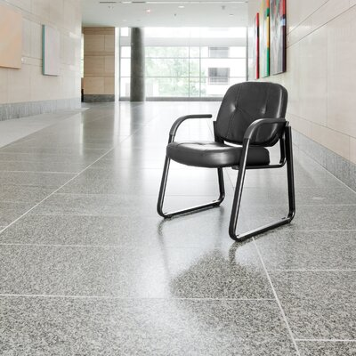 OFM Leather Guest Chair