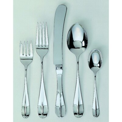 Classic English 45 Piece Flatware Set by Ginkgo