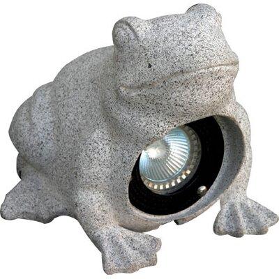 1 Light Frog Garden Accent Light by Dabmar Lighting