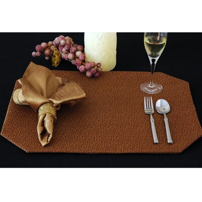 Naples Table Linen Reversible Placemat by Pacific Table Linens