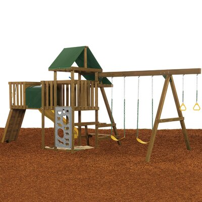 Rival Silver Swing Set Product Photo