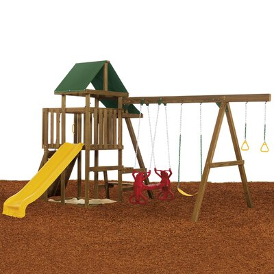 Rival Qualifier Swing Set Product Photo