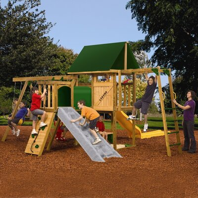Playstar Inc. Legend Gold Swing Set