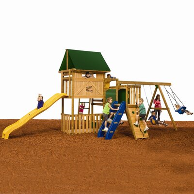 Great Escape Bronze Swing Set Product Photo