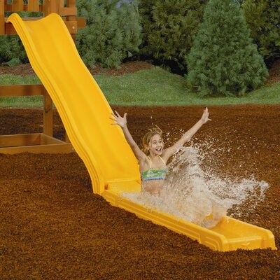 Water Slide Product Photo